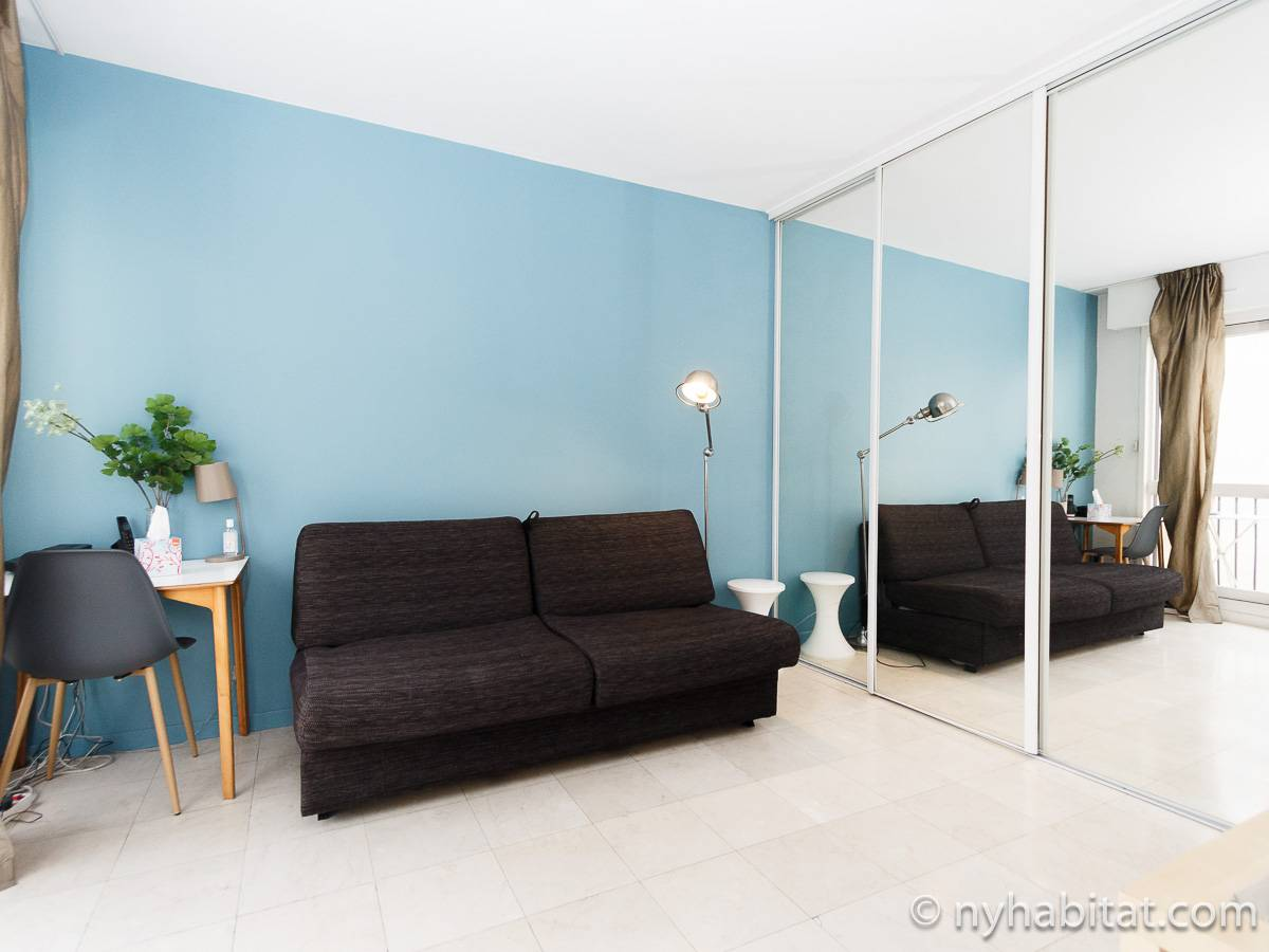 Paris - Studio accommodation - Apartment reference PA-4201