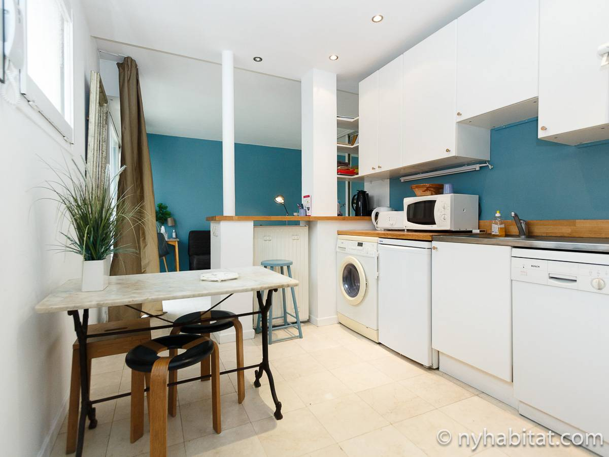 Paris - Studio apartment - Apartment reference PA-4201
