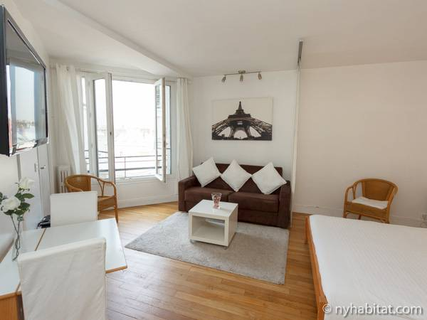 Paris - Studio accommodation - Apartment reference PA-4211