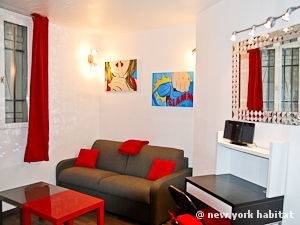 Paris - Studio accommodation - Apartment reference PA-4225