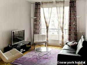 Paris - 2 Bedroom accommodation - Apartment reference PA-4227