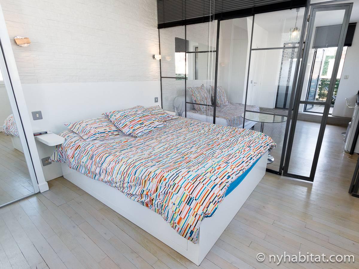 Paris Apartment: 1 Bedroom Apartment Rental in Latin ...