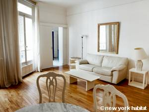 Paris - 1 Bedroom apartment - Apartment reference PA-4236