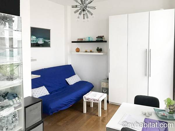 Paris - Studio apartment - Apartment reference PA-4247
