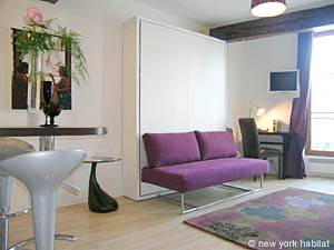 Paris - Studio apartment - Apartment reference PA-4258