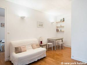 Paris - 1 Bedroom apartment - Apartment reference PA-4276