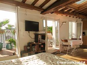 Paris - Studio apartment - Apartment reference PA-4282