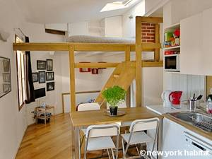 Paris - Studio apartment - Apartment reference PA-4287