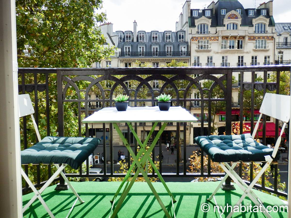 Paris - Studio apartment - Apartment reference PA-4291