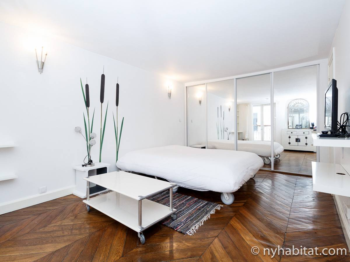Paris - Studio apartment - Apartment reference PA-4296