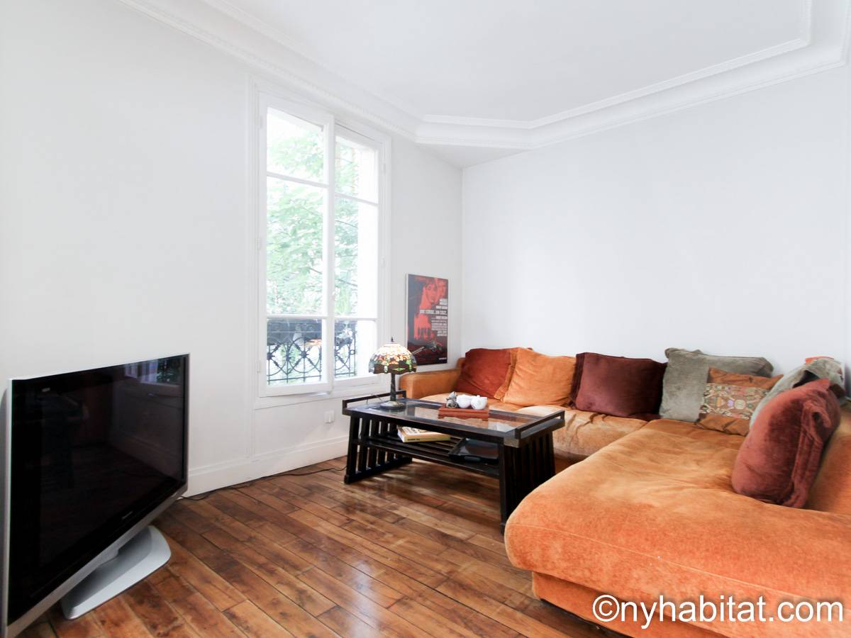 Paris - 1 Bedroom accommodation - Apartment reference PA-4297