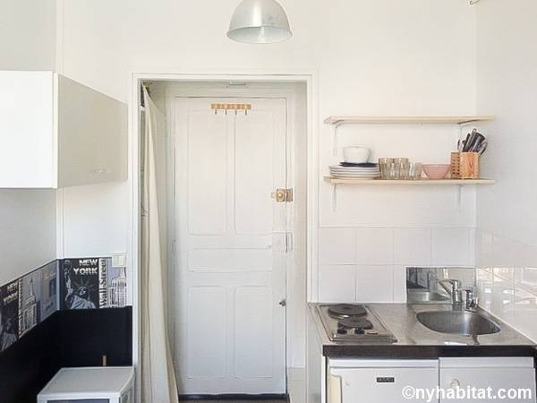 Paris - Studio apartment - Apartment reference PA-4310