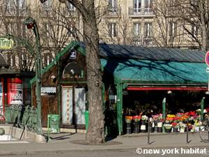 Paris - Studio apartment - Apartment reference PA-4324