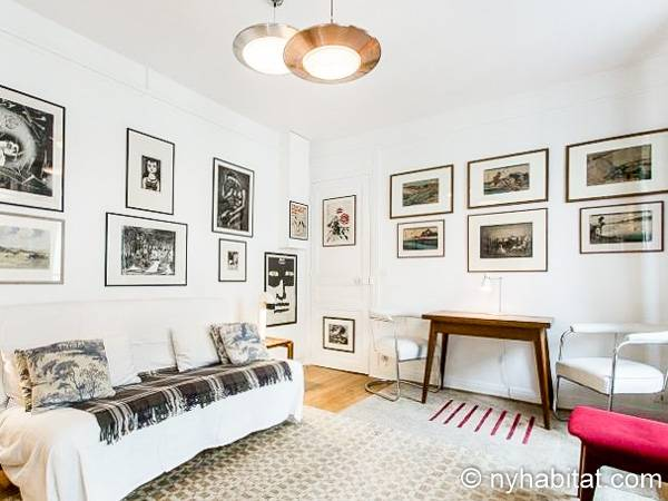 Paris - Studio apartment - Apartment reference PA-4332