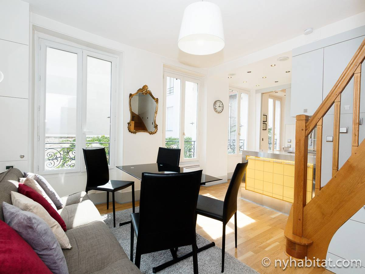 Paris - 3 Bedroom apartment - Apartment reference PA-4335