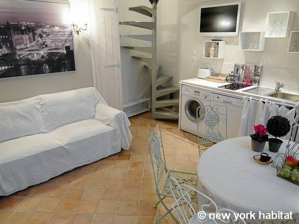 Paris - 2 Bedroom accommodation - Apartment reference PA-4341