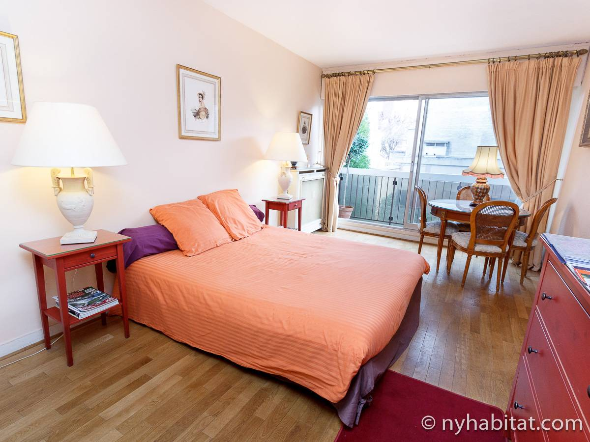 Paris - Studio accommodation - Apartment reference PA-4344