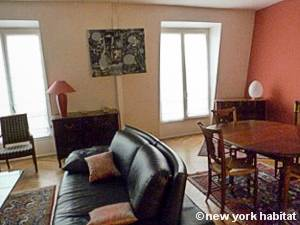 Paris - 1 Bedroom accommodation - Apartment reference PA-4353