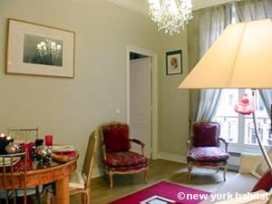 Paris - 1 Bedroom apartment - Apartment reference PA-4358
