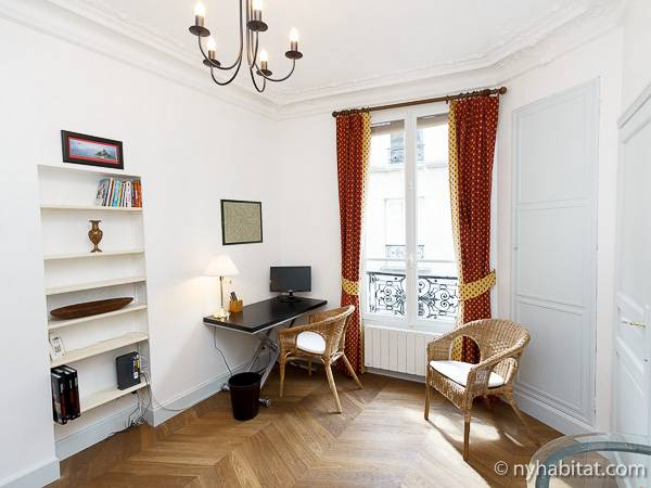 Paris - Studio apartment - Apartment reference PA-4364