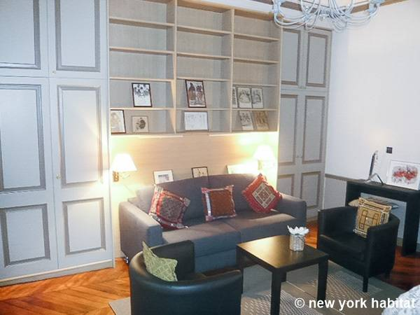 Paris - Studio apartment - Apartment reference PA-4370