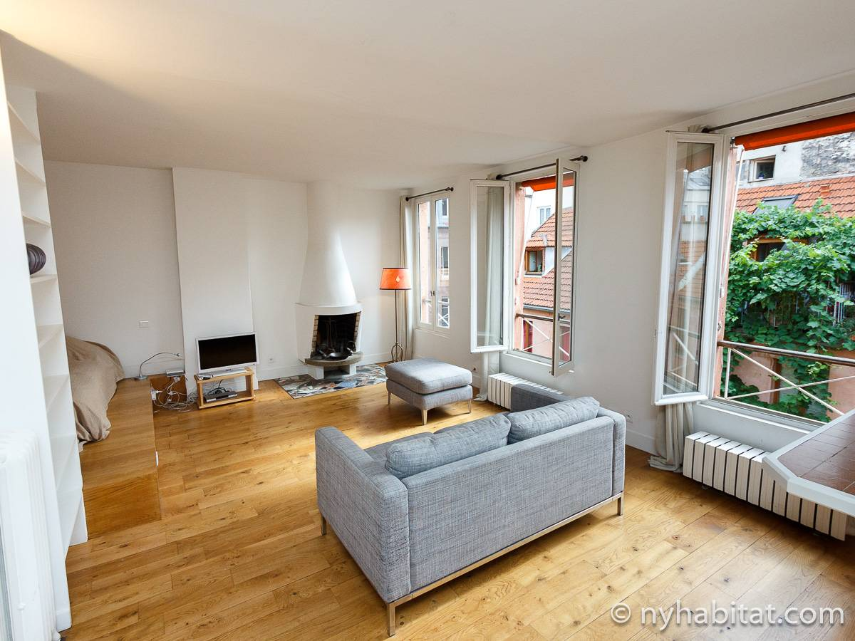 Paris - Alcove Studio accommodation - Apartment reference PA-4399