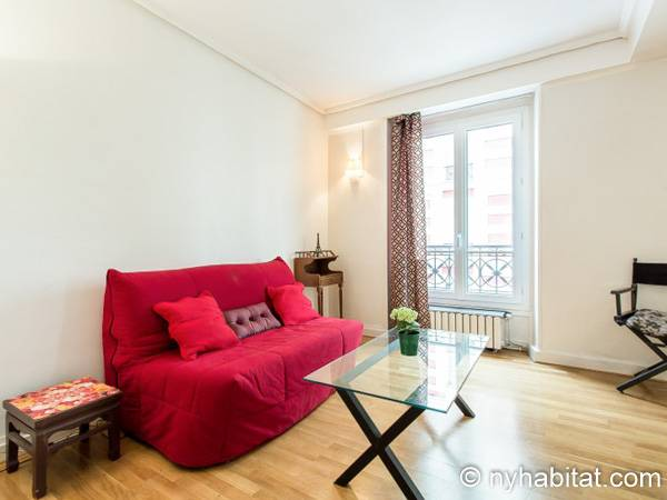 Paris - 2 Bedroom apartment - Apartment reference PA-4409