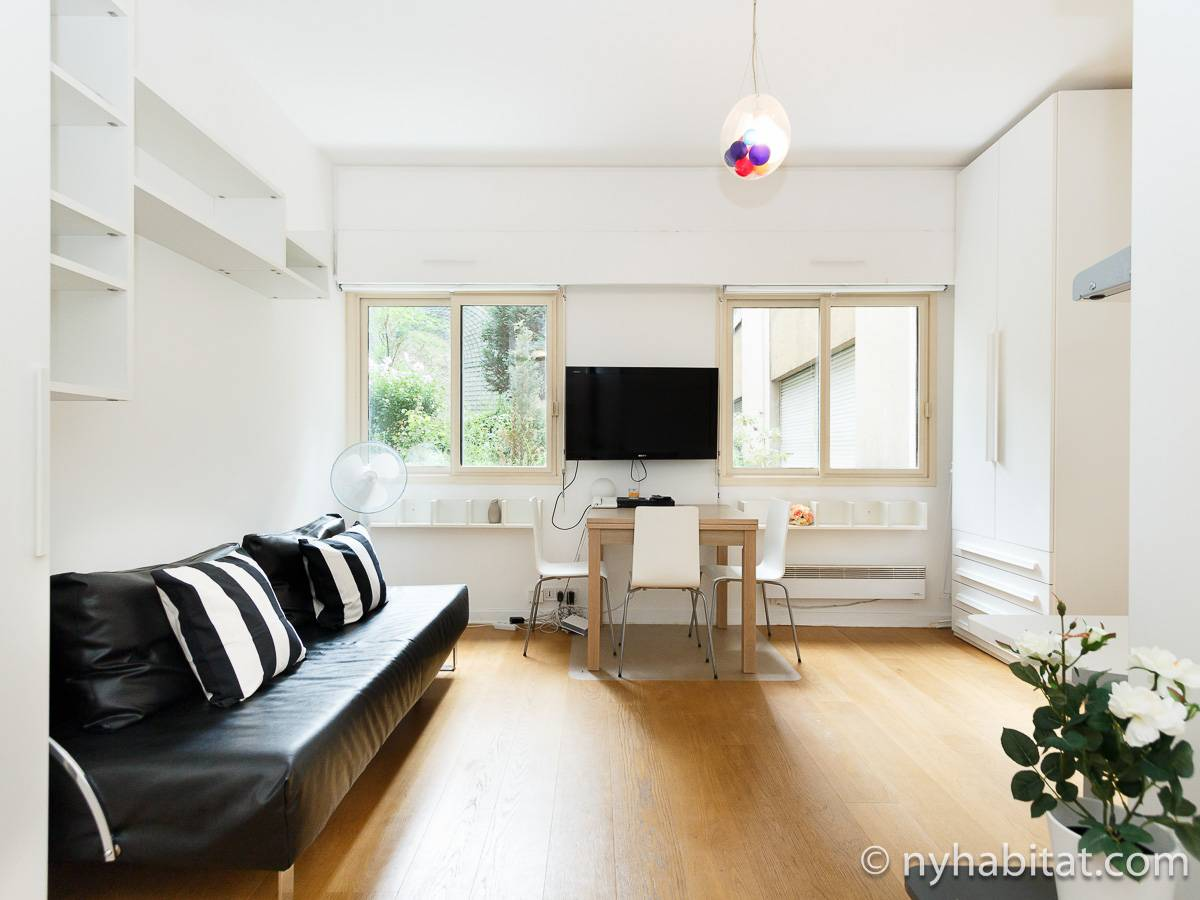 Paris - Studio apartment - Apartment reference PA-4427