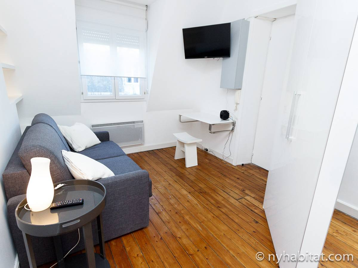 Paris - Studio accommodation - Apartment reference PA-4432
