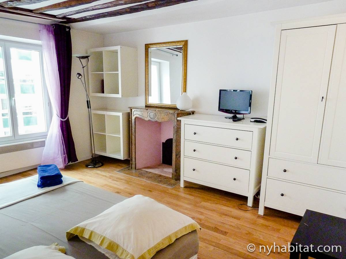 Paris - Studio apartment - Apartment reference PA-4436