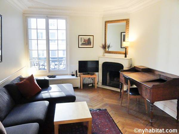 Paris - 2 Bedroom accommodation - Apartment reference PA-4440