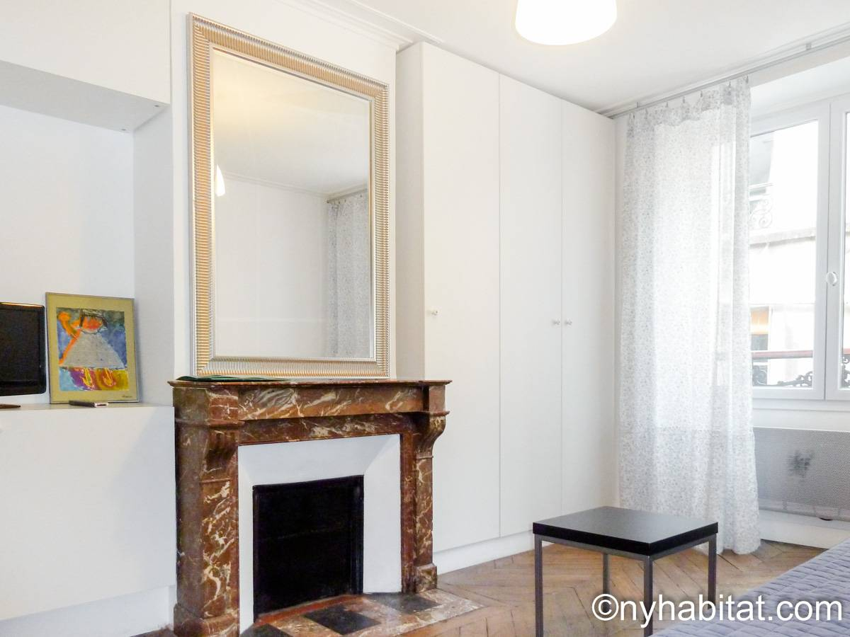 Paris - Studio apartment - Apartment reference PA-4441