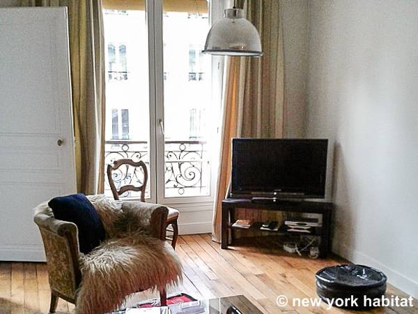 Paris - 1 Bedroom accommodation - Apartment reference PA-4442