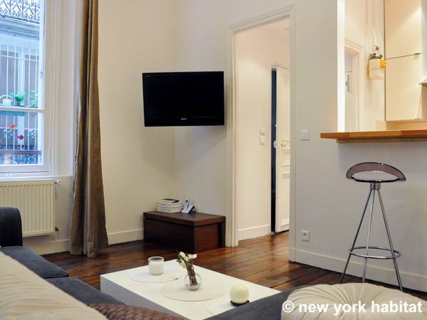 Paris - 1 Bedroom apartment - Apartment reference PA-4446