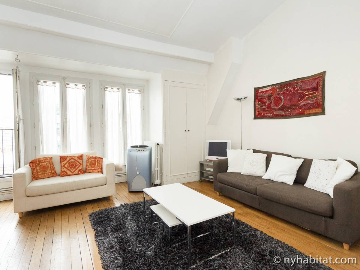 Paris - 1 Bedroom apartment - Apartment reference PA-4455
