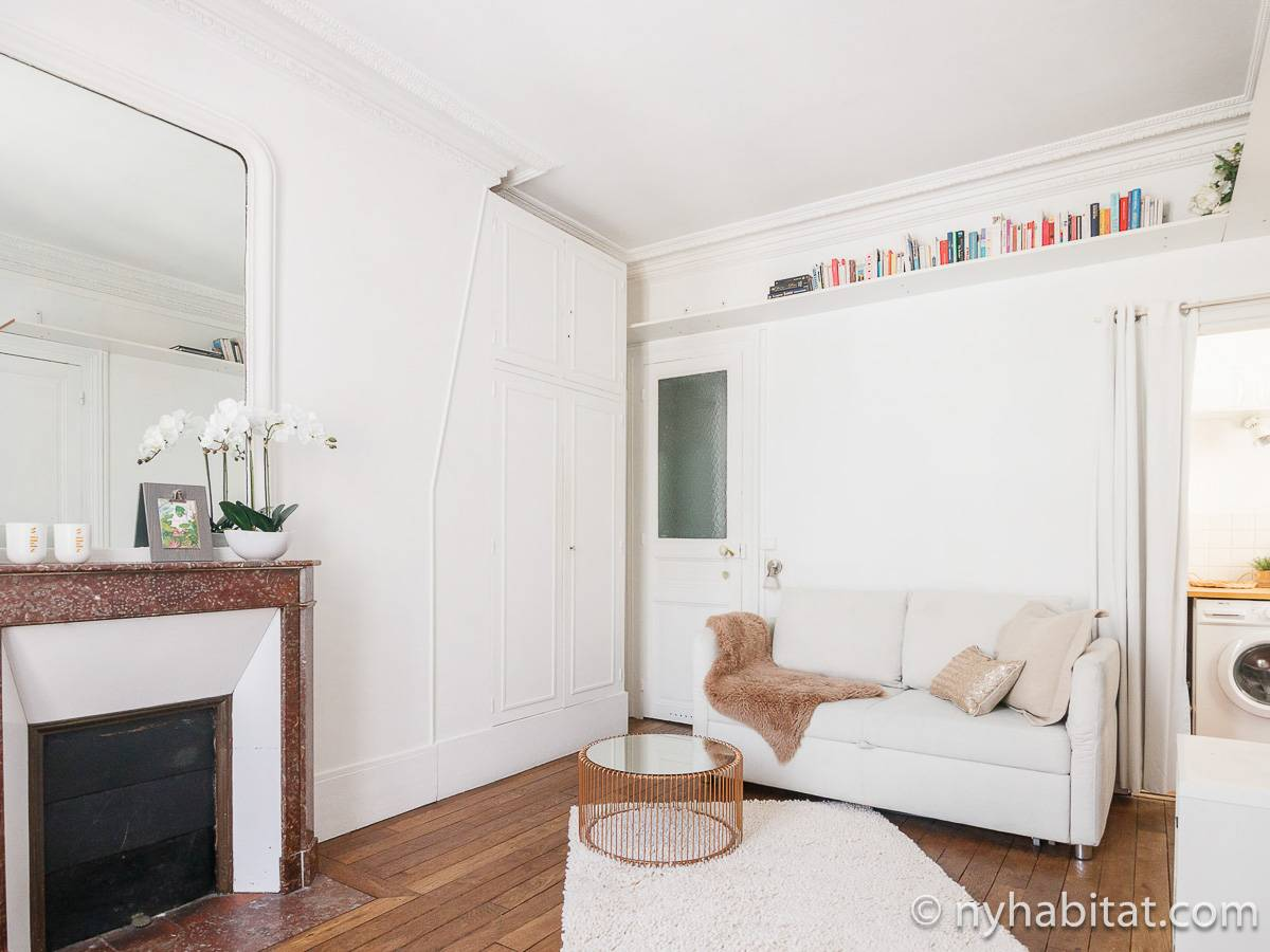 Paris - Studio apartment - Apartment reference PA-4457