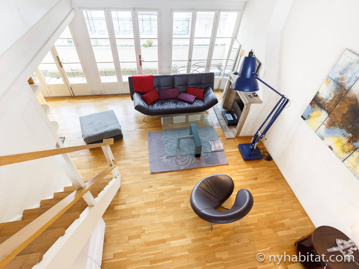 Paris - 1 Bedroom apartment - Apartment reference PA-4467