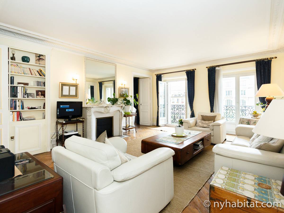 Paris - 3 Bedroom apartment - Apartment reference PA-4469
