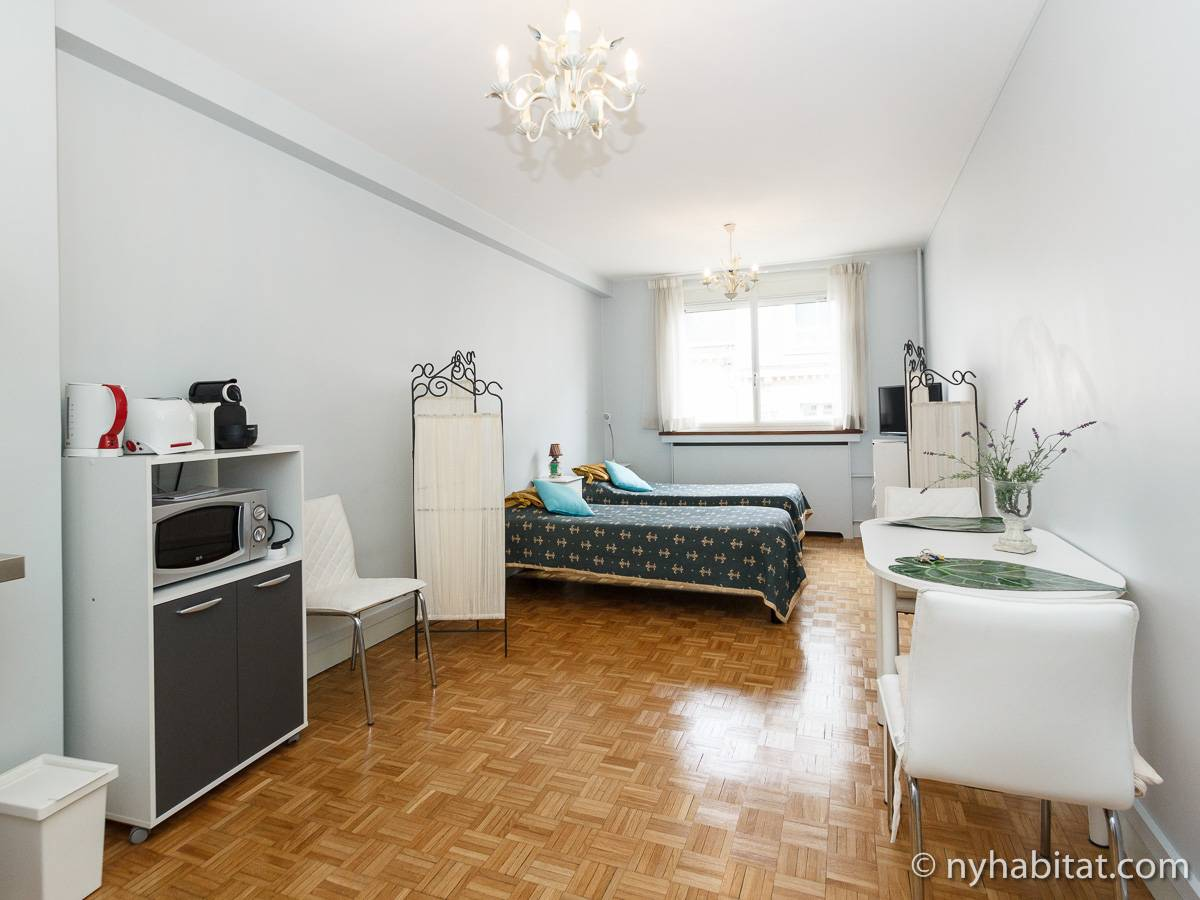 Paris - Studio apartment - Apartment reference PA-4471