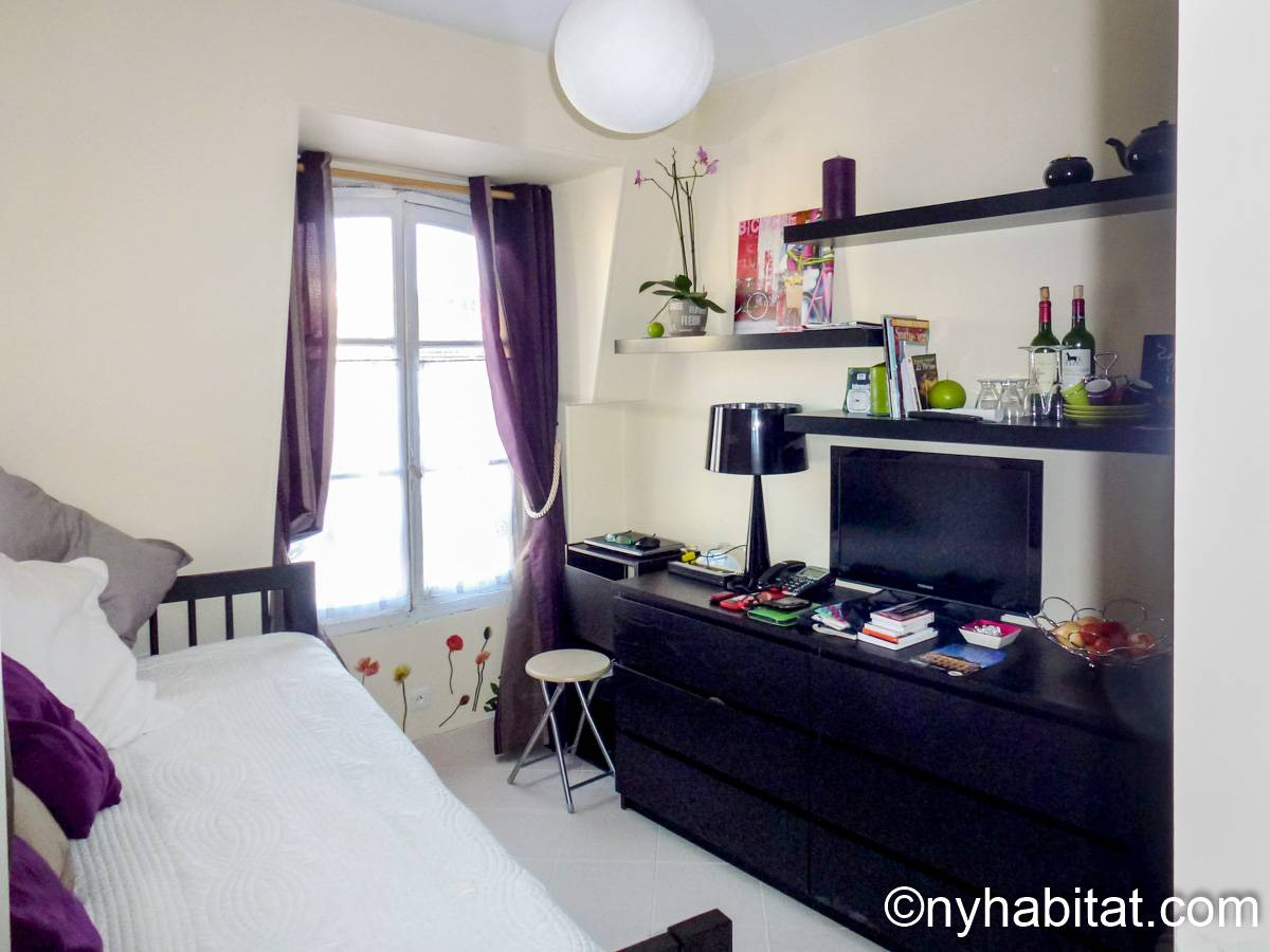 Paris - Studio apartment - Apartment reference PA-4472