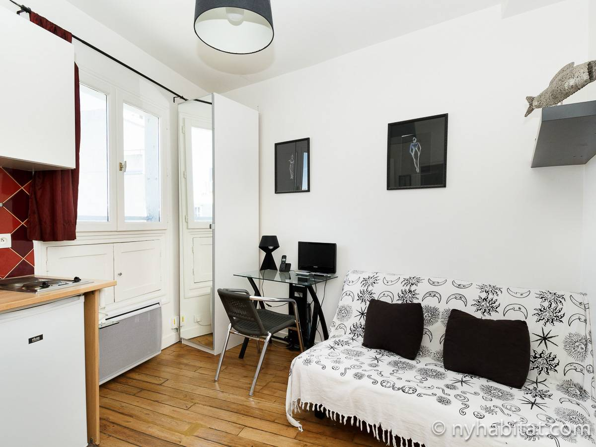 Paris - Studio apartment - Apartment reference PA-4485