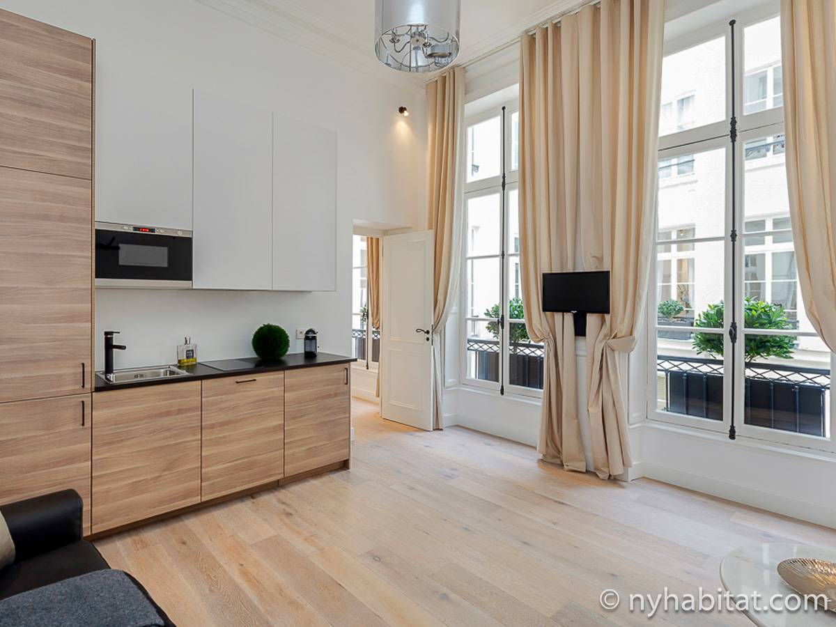 Paris - 1 Bedroom apartment - Apartment reference PA-4493