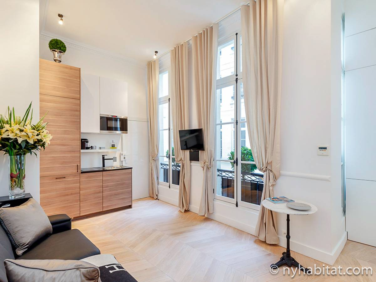 Paris - 1 Bedroom apartment - Apartment reference PA-4494