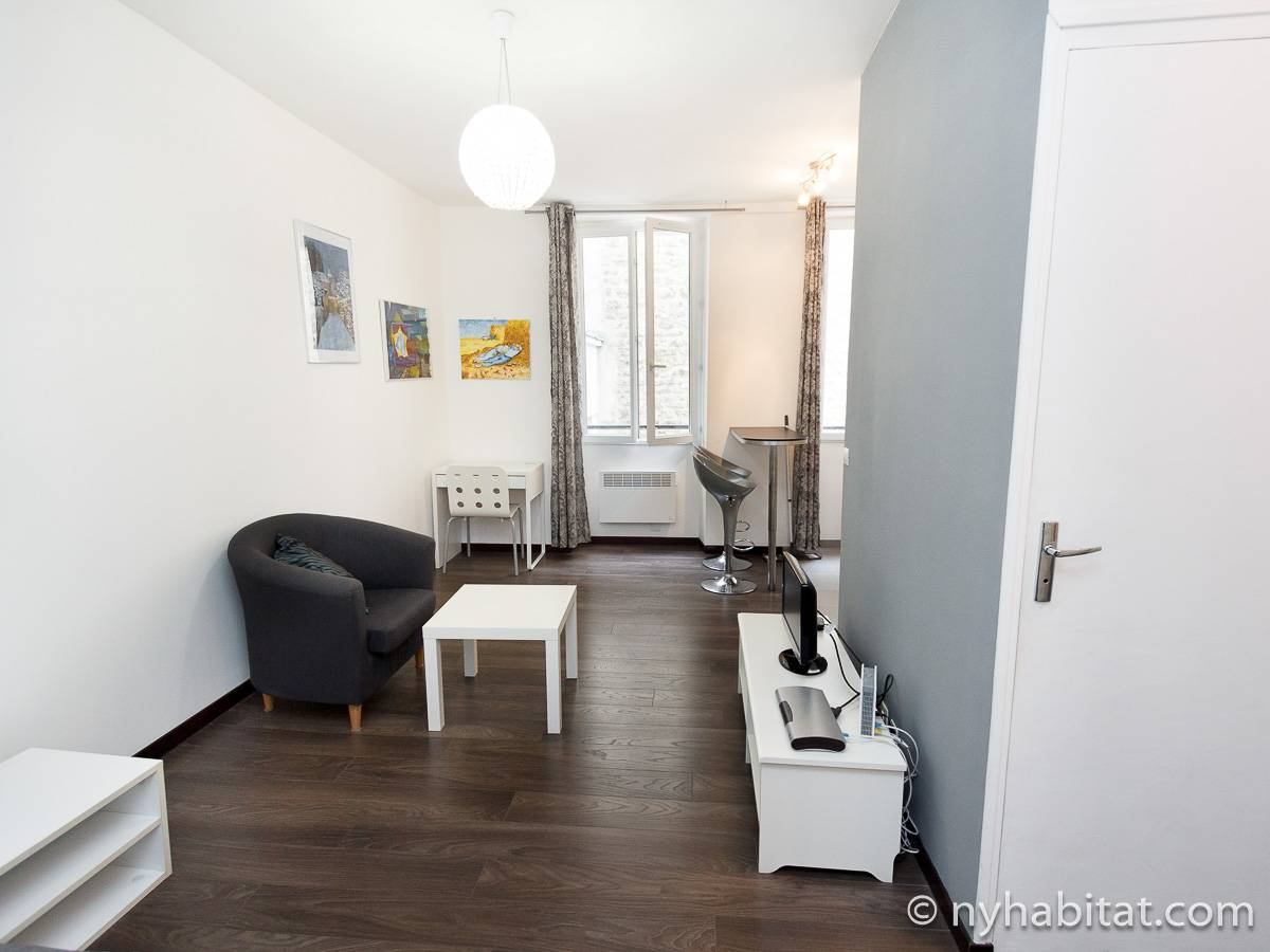 Paris - Studio apartment - Apartment reference PA-4496