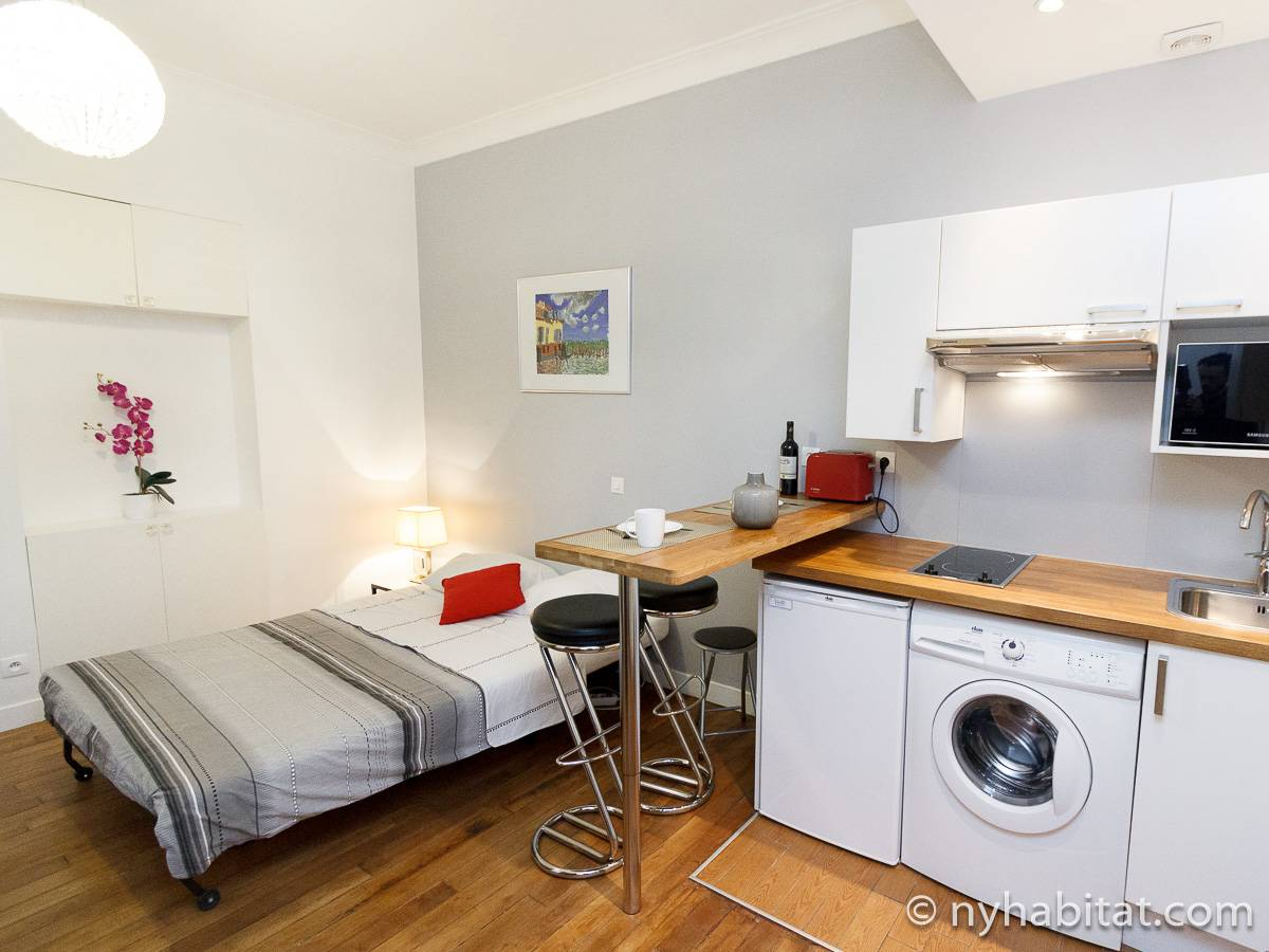 Paris - Studio apartment - Apartment reference PA-4503