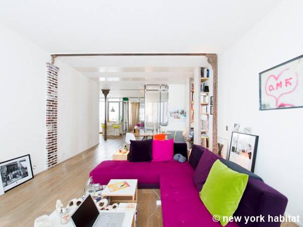 Paris - 1 Bedroom accommodation - Apartment reference PA-4512