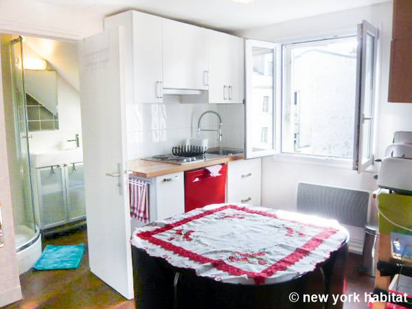 Paris - 1 Bedroom accommodation - Apartment reference PA-4518