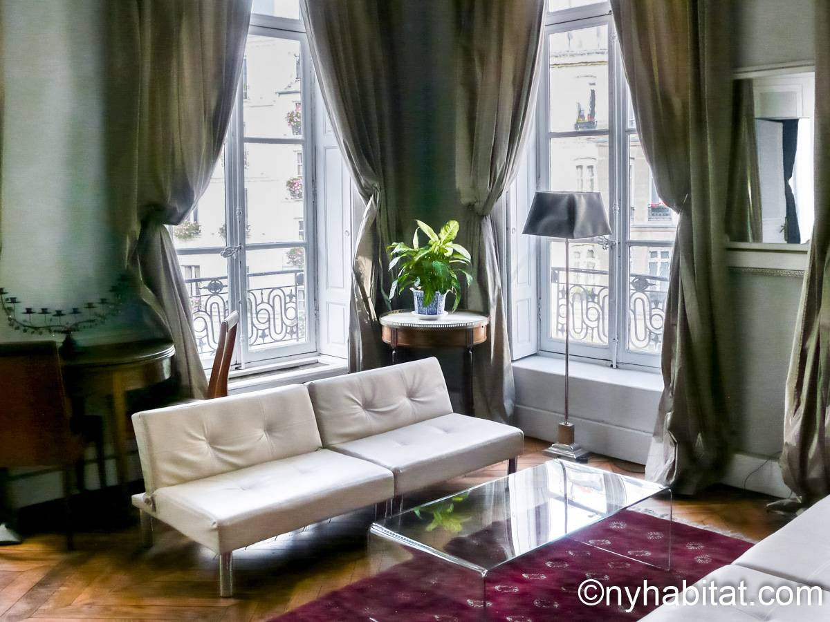 Paris - 2 Bedroom accommodation - Apartment reference PA-4522