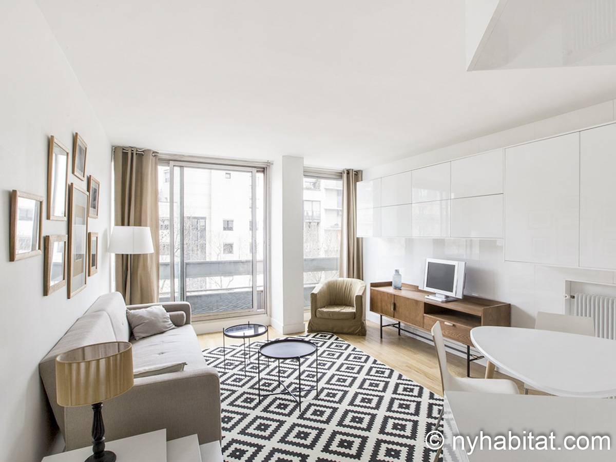 Paris - 1 Bedroom apartment - Apartment reference PA-4523