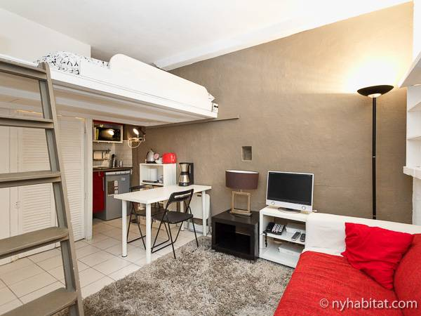 Paris - Studio apartment - Apartment reference PA-4525